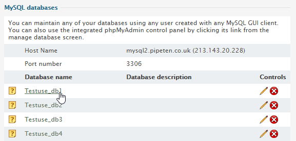 Adding MySQL Users And Privileges - Pipe Ten