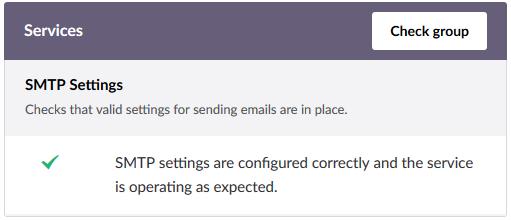 Umbraco Email settings - Pipe Ten